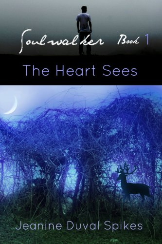 The Heart Sees by Jeanine Spikes book cover