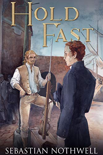 Hold Fast by Nothwell book cover