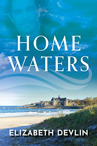 Home Waters by Elizabeth Devlin book cover