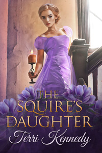 The Squire's Daughter book cover
